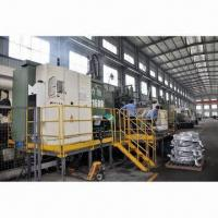 Buy cheap Aluminum Die-casting with 5,000T Aluminum/Year Capacity from wholesalers