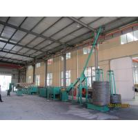 Quality 2.2kw Mechanical Wire Descaling Machine With Row Brushes For Steel Wire Surface Cleaning wholesale
