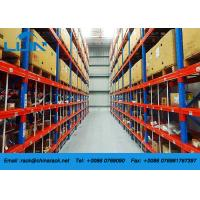 Heavy Duty Steel Storage Racks for warehouse , 800-6,000 kgs/beam level
