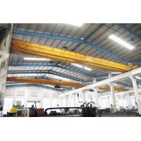 Quality LH Double Girder Electric Overhead Crane with Electric Hoist ,125 / 32t Rated Capacity wholesale