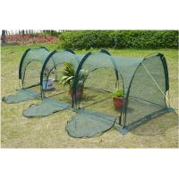 Quality Modern Portable Garden Shade Netting , Pop Up Fruit Cage Grow Tunnel Customized Each in an oxford 12 KGS wholesale