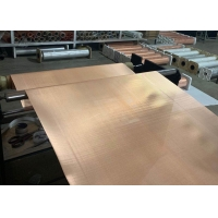 ISO Copper Expanded Metal Mesh for sale