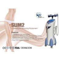 Cheap Cold Lipolysis Body Weight Loss Cryolipolysis Fat Freezing Machine 2 Handpieces for sale