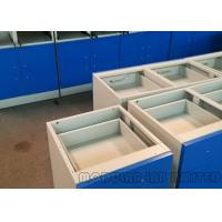 Quality Pharmaceutical Industry Modular Lab Benches , Height Adjustable 0 - 30mm wholesale