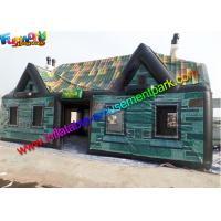 Quality Portable Bar Event Pub Inflatable Party Tent House Marquee Dome With Printing wholesale
