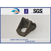 Buy cheap Railway cast Shoulder,Weld on Shoulder Rail Components from wholesalers