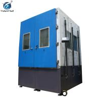 Quality IP 6X  Dust Test Chamber For Automobile Parts Temp. Range 20℃±15℃ wholesale