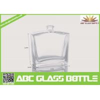 Cheap 50ml Pure Perfume Clear Glass Bottle for sale