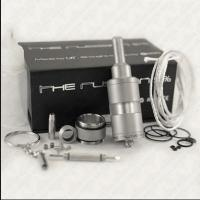 China 4.5ml Acrylic / Stainless Steel Vapor E-Cig Air Control With Russian RBA Atomizer on sale