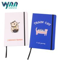 Buy cheap Portable Personalised A5 Notebook , Diary Personalised Hard Cover Notebooks from wholesalers