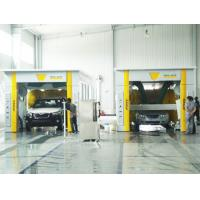 Quality TEPO - AUTO Car Wash Tunnel Equipment with No scratch the car paint performance wholesale