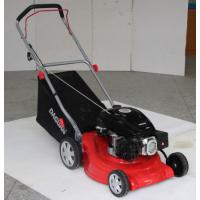 Quality Garden Grass Cutting Machine Cordless Electric Lawn Mower 139cc Displacement wholesale