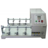 Quality Industrial Leather Folding Testing Equipment , Leather Torsion Resistance Tester wholesale