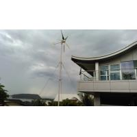 Quality Renewable Energy Wind Turbine Generator System 1000W 24 / 48V For Home wholesale