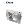 Buy cheap RFID Three Arm Tripod Turnstile Gate , Vertical Tripod Turnstile For School from wholesalers