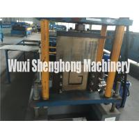 Quality High Strength Purlin Metal Sheet Roll Forming Machine Low Noise wholesale