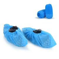 Quality Anti-Slip Disposable Blue Shoe Cover wholesale