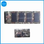Quality 8W monocrystal foldable mini usb solar panel charger wholesale