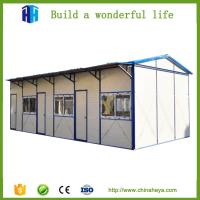Quality cheap china imports cabin kit homes prefab cement board steel structure house wholesale