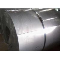 China Cold Rolled Hot Dip Galvanized Steel Sheet Width 600-1250mm Passivate Surface on sale