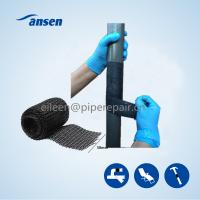 China Water Activated Fiberglass Pipe Repair Wrap for Pipe reinforcement & corrosion protection Small orders accepted on sale
