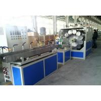 China Plastic Pipe Extrusion Line , PVC Fiber Reinforced Pipe Production Line , PVC Pipe Machinery on sale