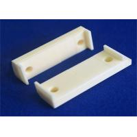 Quality Customized Alumina Zirconia Machinable Ceramic Block High Temperature Insulating wholesale