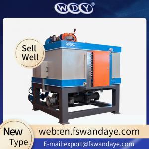 China Popular marketing Water Cooling Magnetic Separator Machine , High Gradient Magnetic Separator kaolin feldspar mine on sale