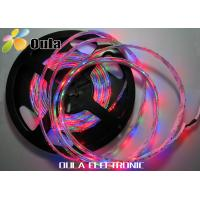 Quality 5050 RGB Drop Glue Flexible LED Strip Waterproof Light 10mm With CE And ROHS, 14W / Meter wholesale