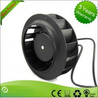 Quality Gakvabused Sheet Steel  220mm  EC Centrifugal Fans Rated Speed 3310RPM wholesale