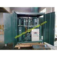 Quality Cabinet Lubricant Oil Filtration Plant,Oil Recycling Machine for waste lube oil. Used oil Purifier System with Canopy wholesale