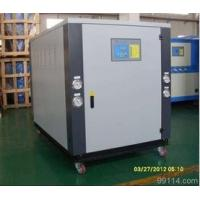 Piston Type Compressor Water Cooled Chiller for Plastic Injection Molding