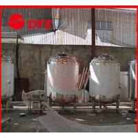 Quality Small Insulated Stainless Steel Hot Water Tank For Laboratories / Hotels wholesale