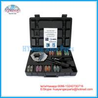 China PN# 71500 car a/c system Handheld Hose crimping tools, A/C Hydraulic Hose Crimper kit ,China supply on sale