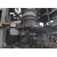 China 50 - 3000 T / D Vrm In Cement Plant , Fast Rotate Speed Vertical Raw Mill on sale