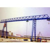 Quality world advanced and high quality Gantry Crane with Electric Hoist wholesale