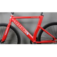 Cheap Fashion style aluminium alloy 700c fixed gear bike/bicicle with 560mm frame for sale