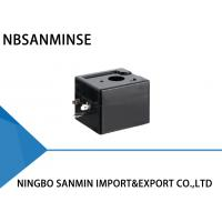 China A051 Series  AC220V DC24V Normal Voltage AC28VA DC18W Normal Power Solenoid Valve Coil on sale
