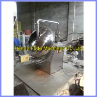China chocolate coated peanut machine, peanut coating machine on sale