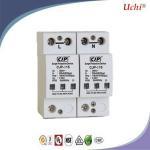 Quality 50ka Low Voltage Varistor Surge Protectors Direct Lightning Protection Of Overhead Lines Door wholesale