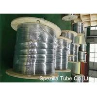 Quality TP316Ti Stainless Steel Coil Tubing Seamless Round Tube Wst. 1.4571 UNS S31635 wholesale