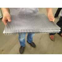 Quality 6061 T66 400MM Width Aluminum Extrusion Heat Sink CE SONCAP ISO RoHS TUV wholesale