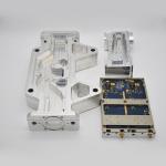 Quality Custom Spare Precision CNC Machined Aluminum Parts For Electronics Equipment wholesale