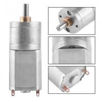Quality Mini High Torque High Speed DC Motor Electric Geared Reduction Motor Box wholesale