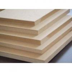 Quality Plain/Melamine MDF 1220*2440mm wholesale