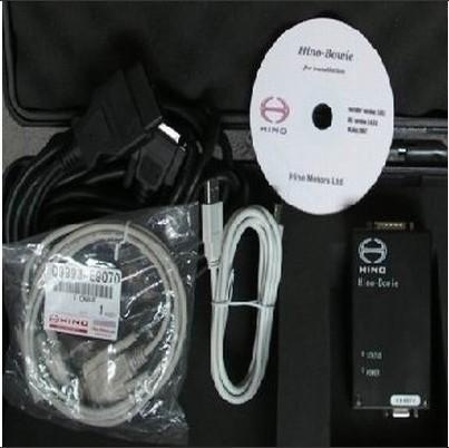 Cheap Kobelco Excavator Hino Diagnostic Software Hino-Bowie Diagnostic V3.12 for sale