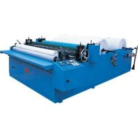 Quality Series of Embossing Rewinding and Perforating Toilet Paper Machine (PX-WSZ-DK1575A) wholesale