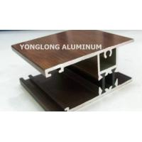 Quality Acid Resistant Anodized Curtain Wall Aluminum Frame For Decoration Smooth Edges wholesale