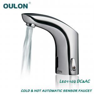 oulon cold & hot automatic sensor faucet Leo1102DC&AC