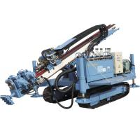 Cheap Crawler Mounted Anchor Drilling Rig / Ground Engineering Drilling Machine for sale